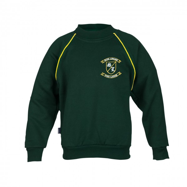 Scoil Lorcain Primary School Tracksuit Top